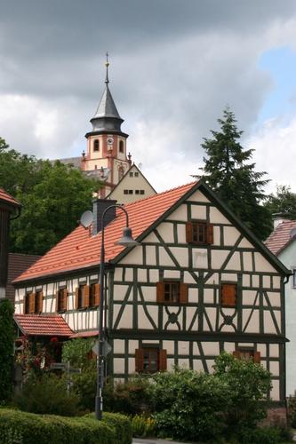 Kirche Stralsbach