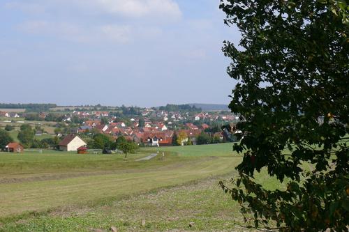 Bild:Blick auf Katzenbach