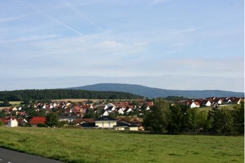 Teilansicht von Wollbach