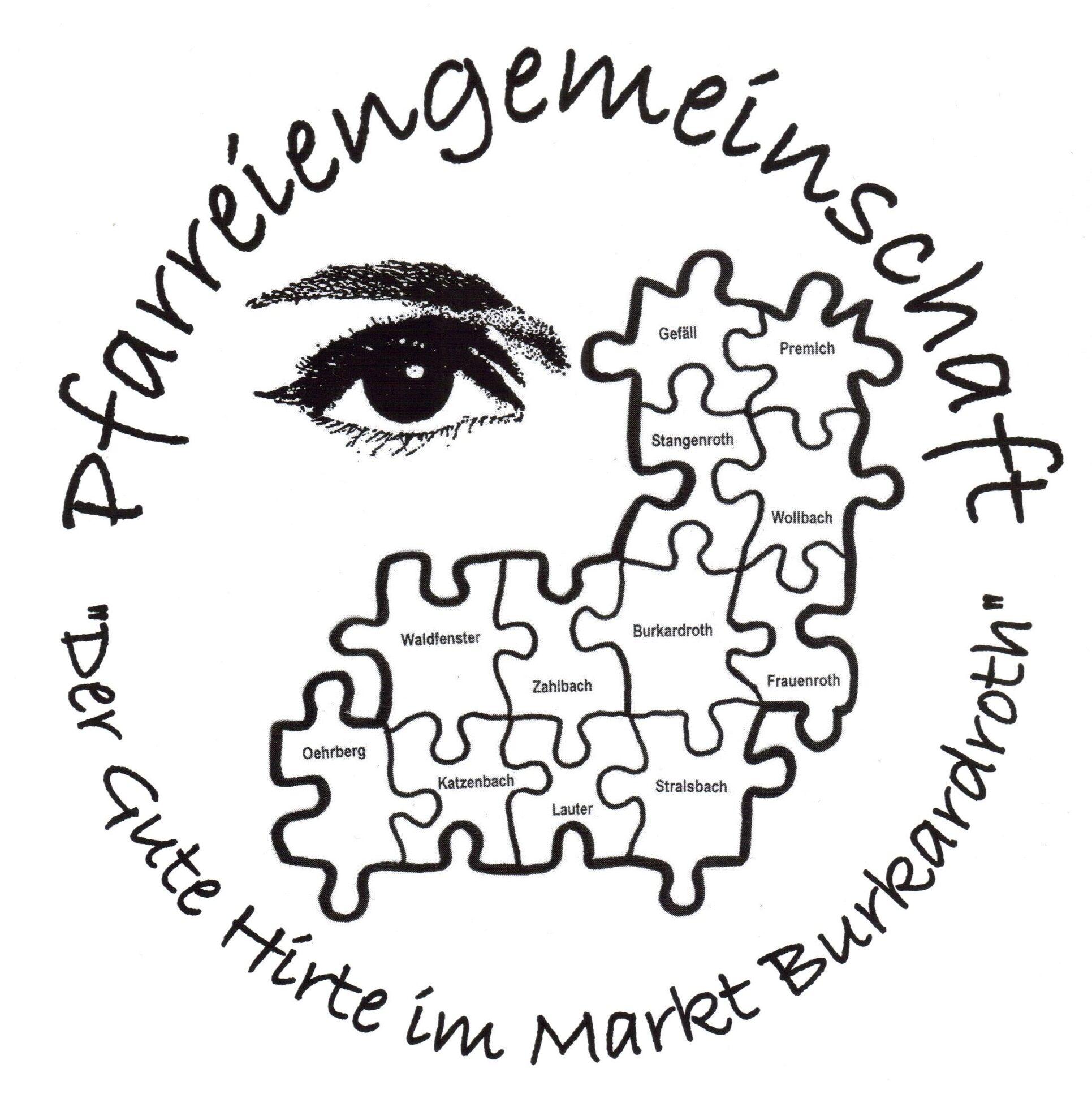 Logo Pfarreiengemeinschaft