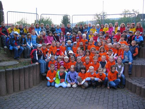 Umweltschule - Schüler