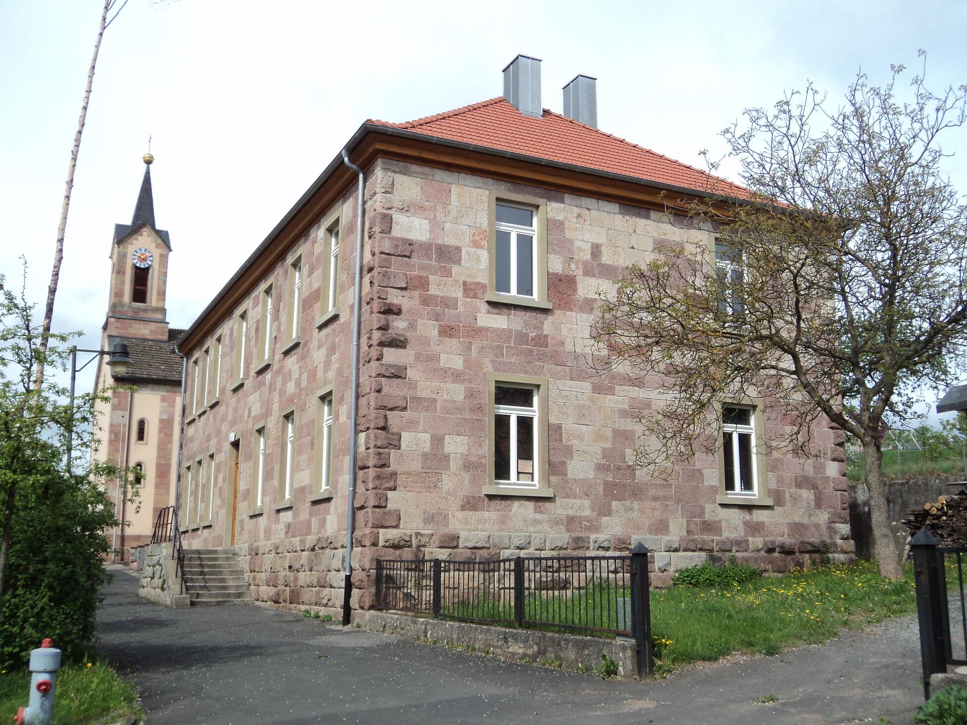 Alte Schule Gefäll