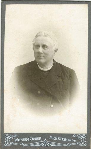 27. Pfarrer Joseph Michael Kahler