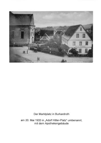 Bild:Marktplatz 1933
