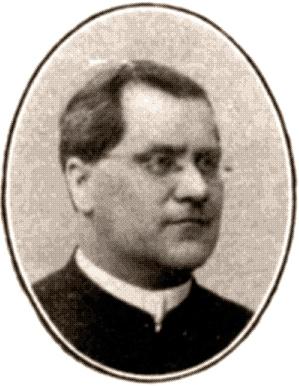 Pfarrer Lozenz Weißenberger