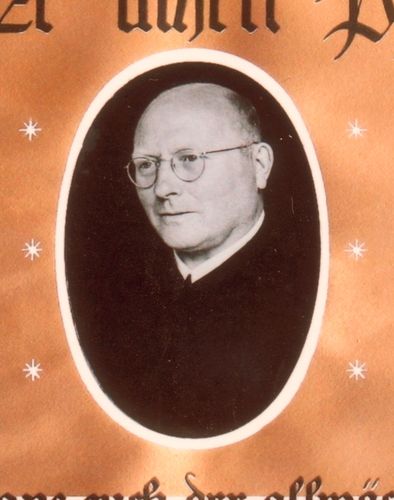 Pfarrer Philipp Gloos