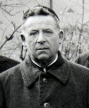 Pfarrer Bartholomäus Kullmann