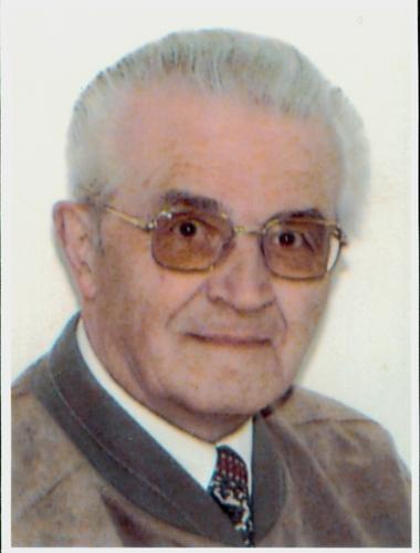 Pfarrer Theobald Hübner
