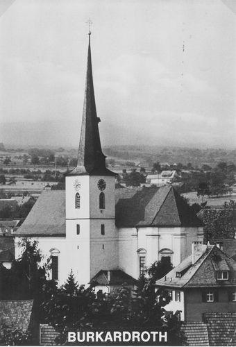 Burkardroth Kirche