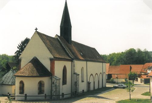 Frauenroth Kirche
