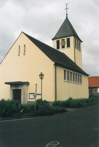 Katzenbach Kirche