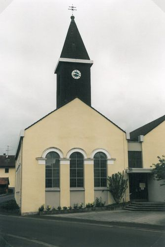 Oehrberg Kirche