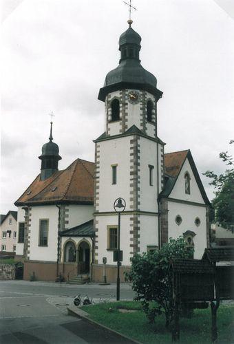 Stangenroth Kirche