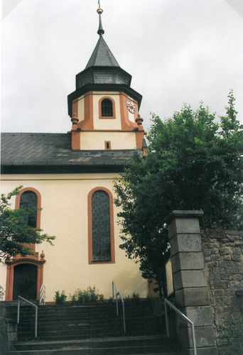 Stralsbach Kirche