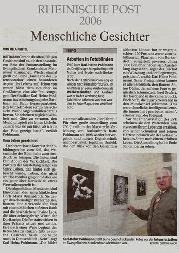 Bild:Rheinische Post 2006