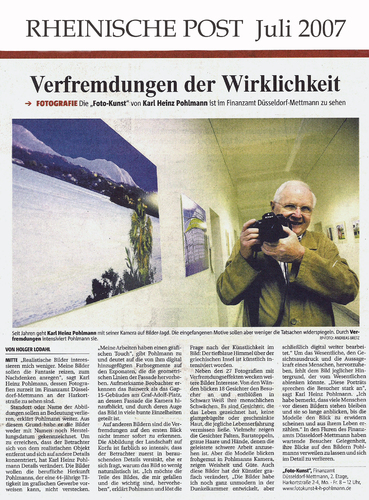 Bild:Rheinische Post 2007