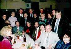 Kommersabend 25 Jahre Vereinsring Burkardorth-Frauenroth-Wollbach-Zahlbach