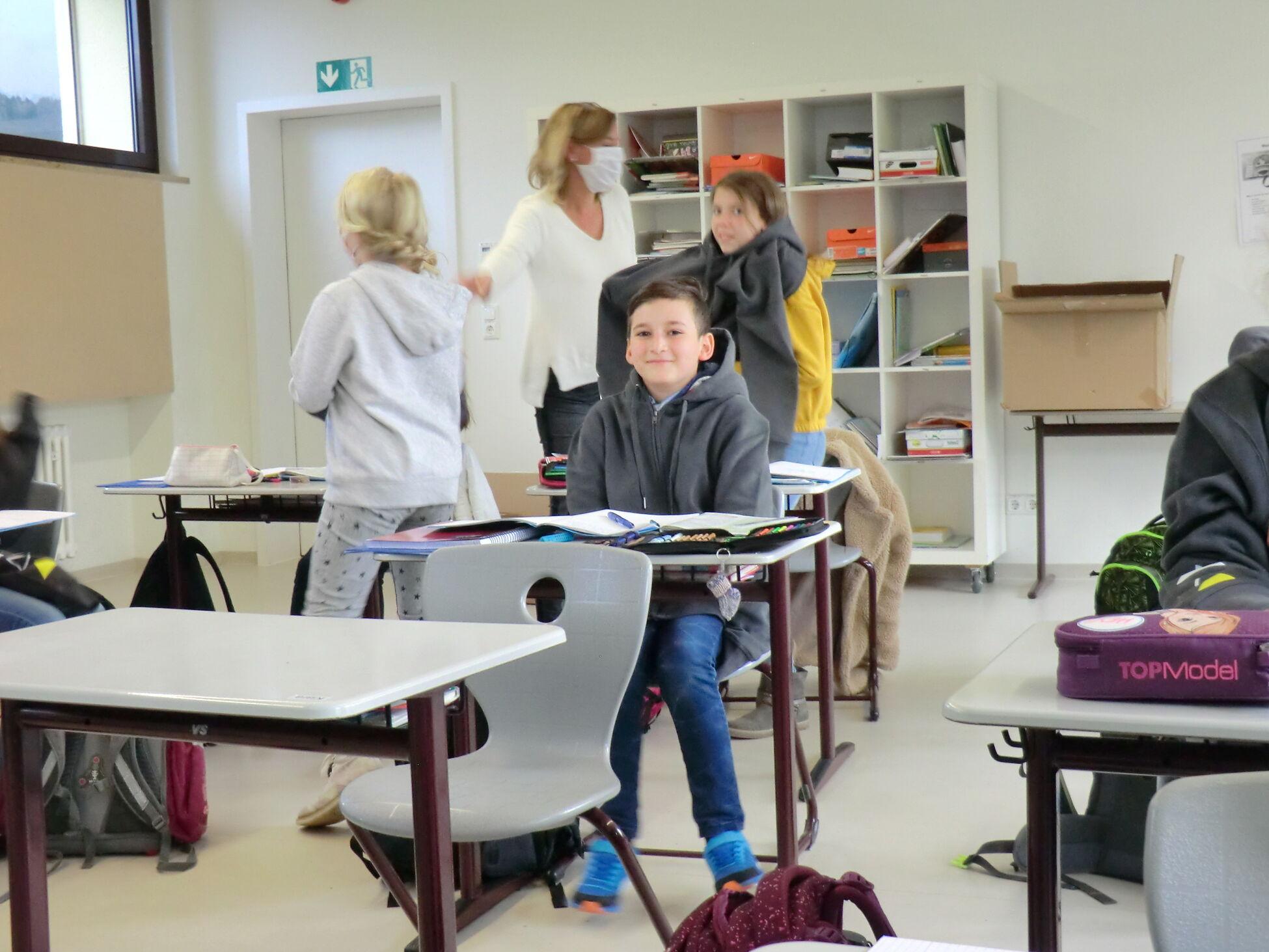 Schulkleidung - 5. Klasse I